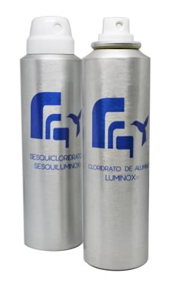 Sesquicloridrato de Alumínio Pó